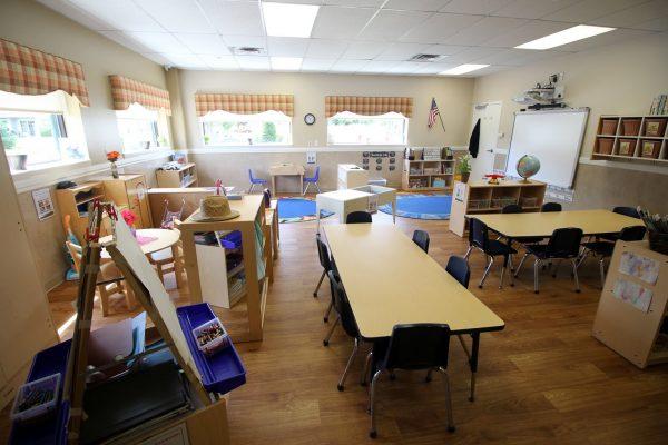 Lightbridge Academy Daycare in Cranford, NJ classroom