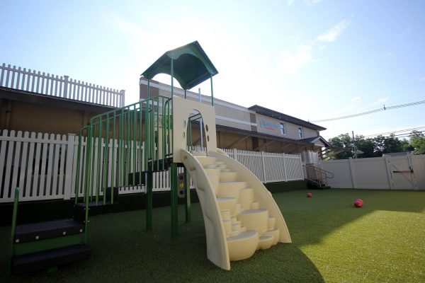 Lightbridge Academy Daycare in Fanwood, NJ playground playset