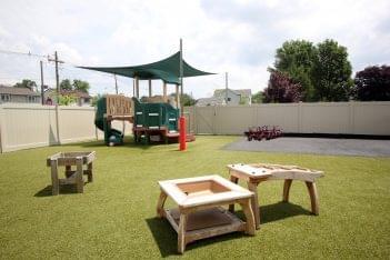 Lightbridge Academy Daycare in Iselin, NJ playground