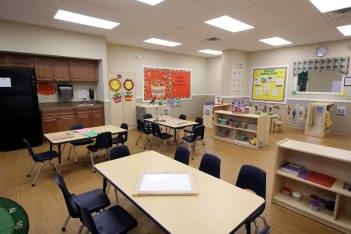 Lightbridge Academy Daycare in Parlin, NJ classroom