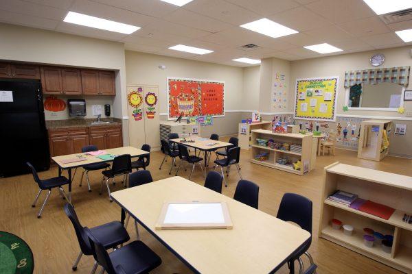Lightbridge Academy Daycare in Parlin, NJ classroom