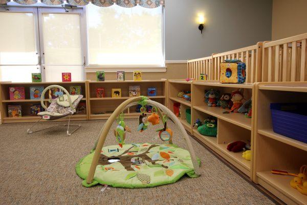 Lightbridge Academy Daycare in Parlin, NJ infant room