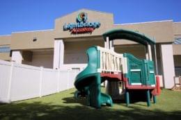 Lightbridge Academy Daycare in Parlin, NJ playground