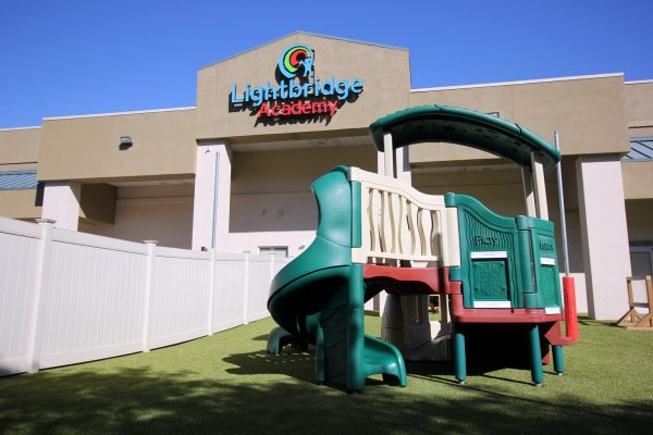 Lightbridge Academy Daycare in Parlin, NJ playground