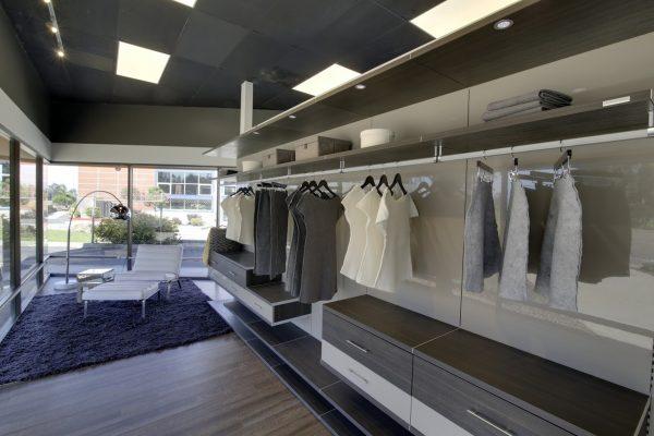 California Closets Interior Designer in San Diego, CA rack