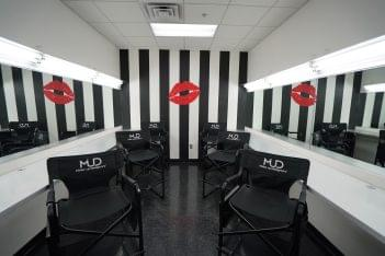 Innovate Salon Academy Beauty School in South Plainfield, NJ Makeup Chairs