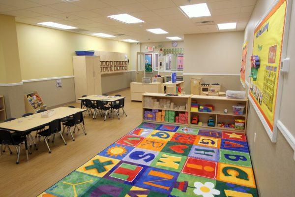 Lightbridge Academy Day Care Center in Millburn, NJ classroom