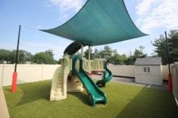 Lightbridge Academy Day Care Center in Millburn, NJ playground