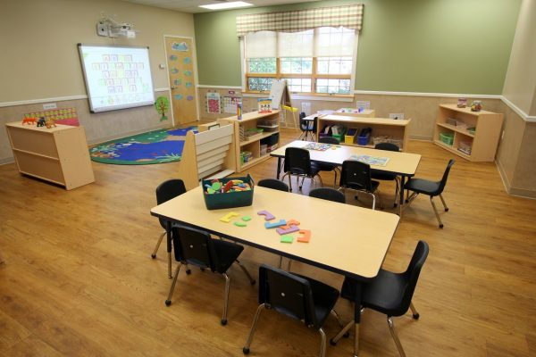 Lightbridge Academy Day Care Center in West Caldwell, NJ classroom