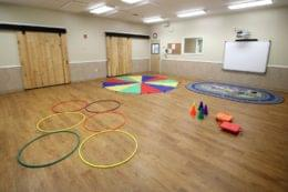 Lightbridge Academy Day Care Center in West Caldwell, NJ play room