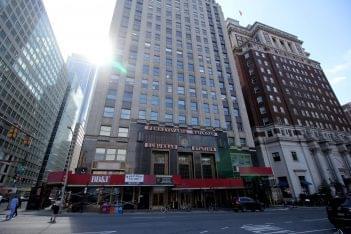 Suburban Station Shops, Retail Space Rental Agency in Philadelphia, PA art deco building