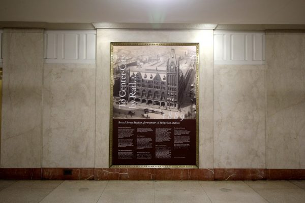 Suburban Station Shops, Retail Space Rental Agency in Philadelphia, PA historic information