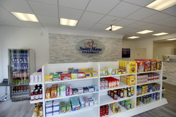 Sweet Home Pharmacy in Yeadon, PA retail goods