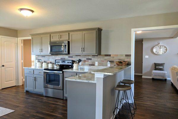 United Built Homes Custom Home Builder in Terrell, TX kitchen