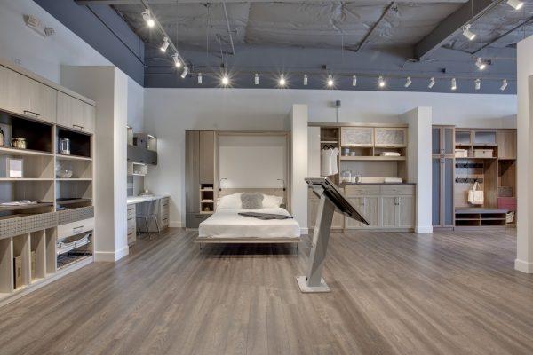 California Closets Interior Design in Chandler, AZ murphy bed