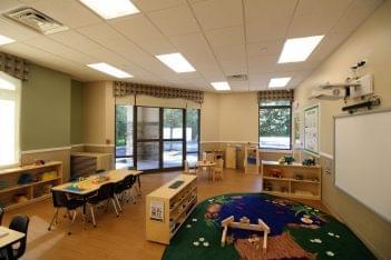 Lightbridge Academy Day Care Center in Garnet Valley, PA classroom