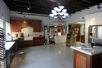 Onur Marble & Granite Marble Supplier in West Chester, PA showroom