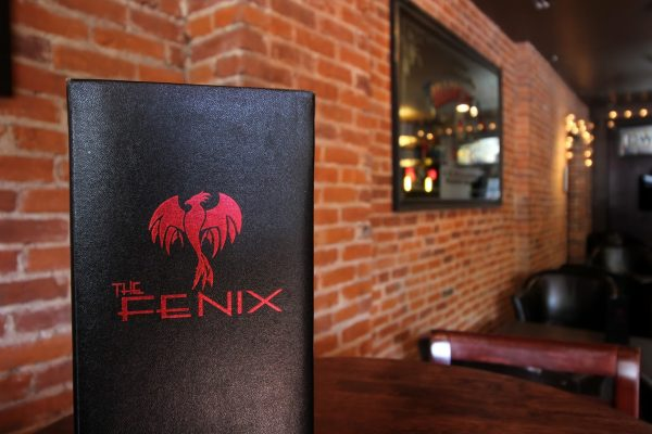 Fenix lounge next to Molly Maguire's Irish Restaurant & Pub in Phoenixville, PA