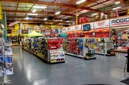 Professional Contractor Supply Hardware store in San Diego, CA