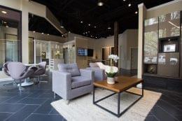 Califorania Closets Interior designer in Boise, ID living room furniture