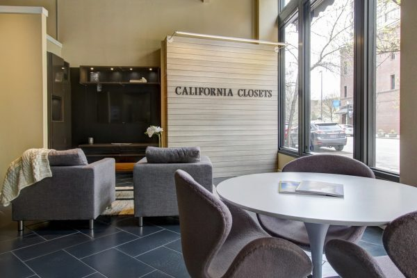 California Closets Interior designer in Boise, ID sign