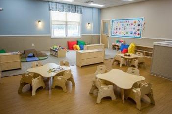 Lightbridge Academy pre-school in Allentown, PA classroom
