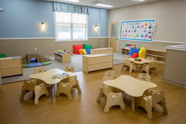 Lightbridge Academy pre-school in Allentown, PA classroom