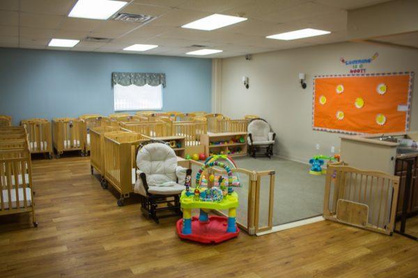 Lightbridge Academy pre-school in Fair Lawn, NJ classroom