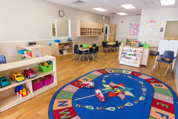 classroom in Lightbridge Academy pre-school and daycare in Manalapan, NJ
