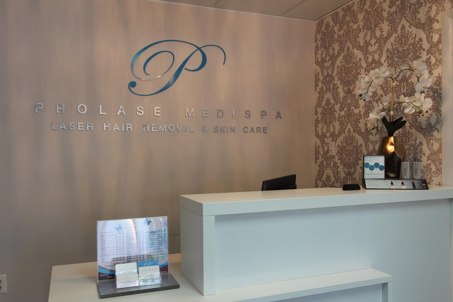 Prolase Medispa medical spa in Burke, VA