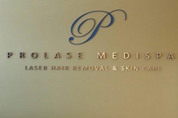 sign Prolase Medispa medical spa in Arlington, VA
