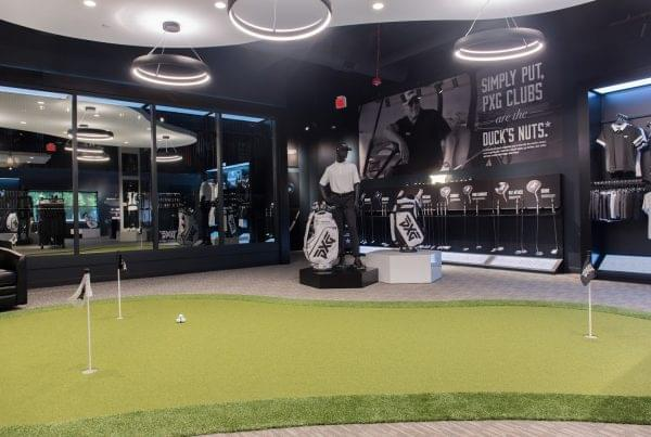 Parsons Xtreme Golf store PXG in Chicago, IL