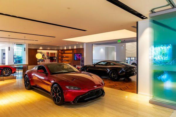 bentley sports cars at Holman Motorcars Car dealer in Fort Lauderdale, FL