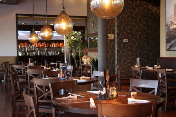 dining tables at Pats Select Pizza | Grill Italian Restaurant in Smyrna, DE