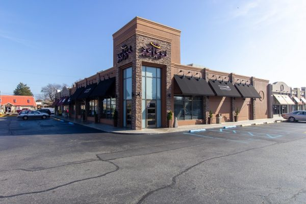 exterior store front of Pats Select Pizza | Grill Italian Restaurant in Smyrna, DE