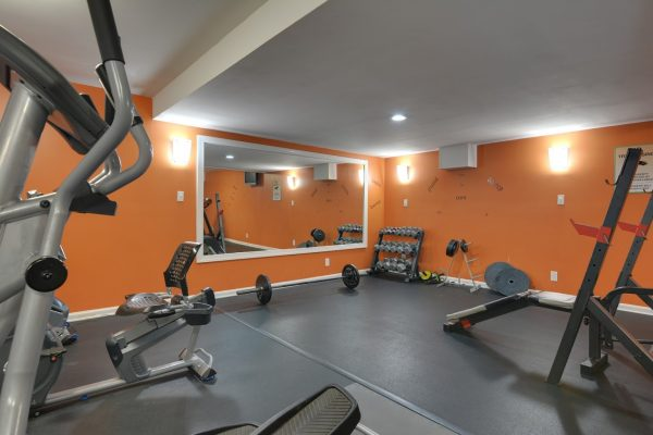 gym at Cross Creek Cove Apartments & Townhomes in Fayetteville, NC