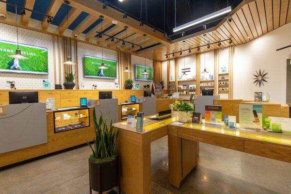 interior of BEYOND / HELLO Alternative medicine practitioner in Philadelphia, PA