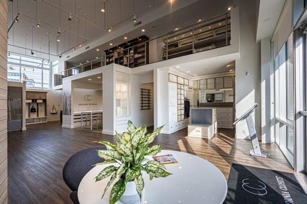 interior of California Closets Interior Designer in Cincinnati, OH