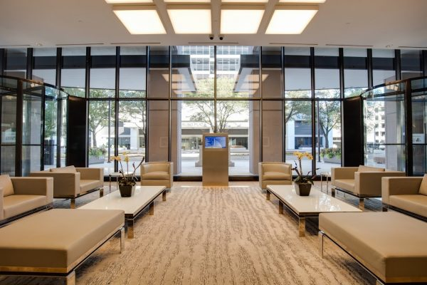 lobby of The Dallas DWI Specialists Attorney in Dallas, TX