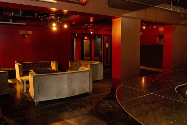 lower level of Stateum Nights, Night club in Mt Clemens, MI