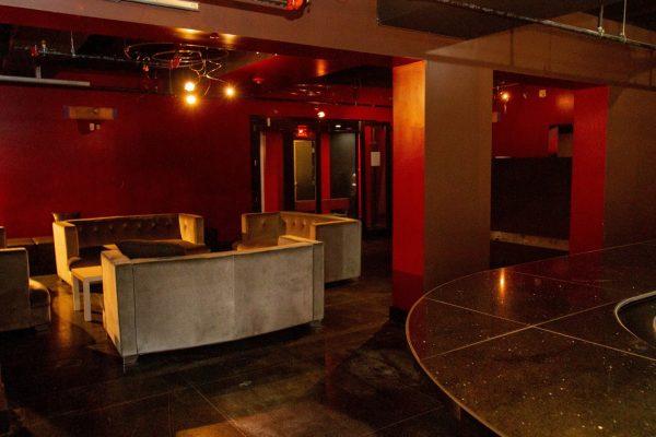 lower level of Stateum Nights, Night club in Mt Clemens, MI