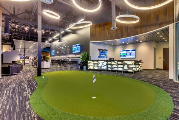 Parsons Xtreme Golf store PXG in Scottsdale, AZ