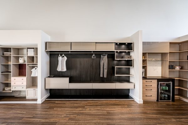 shelving furniture in California Closets Interior Designer in Cincinnati, OH