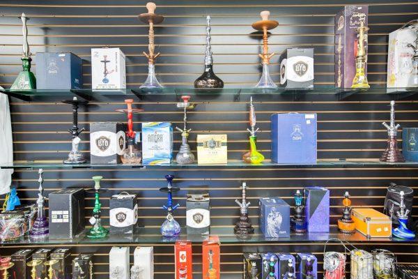 smoking paraphernalia at Free Smoke Vape and Smoke Shop on Indian Trail Lilburn Rd Norcross, GA