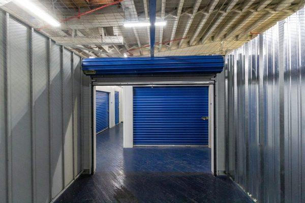 storage unit at Treasure Island Storage facility on Clinton Ave in Brooklyn, NY