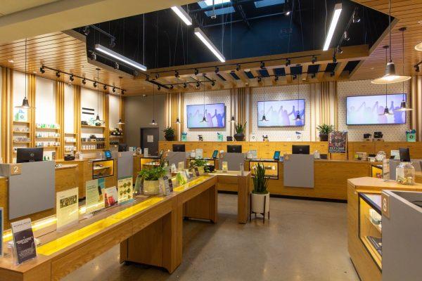 store interior of BEYOND / HELLO Alternative medicine practitioner in Philadelphia, PA