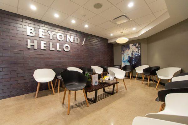 waiting room for BEYOND / HELLO Alternative medicine practitioner in Philadelphia, PA