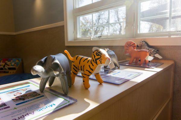 animal doll toys Lightbridge Academy Day Care in Edison, NJ