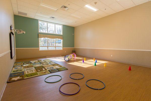 multi-purpose room Lightbridge Academy Day Care in Edison, NJ