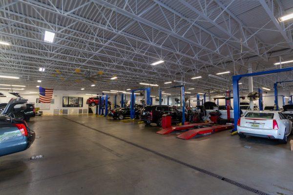 Brogan Cadillac of Totowa car repair service garage
